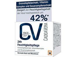 CV Face 24h Feuchtigkeitspflege
