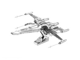 Metalearth Poe Dameron s X Wing Figther