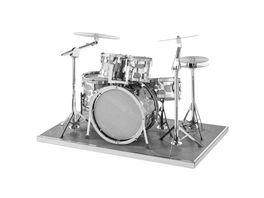 Metalearth Schlagzeug