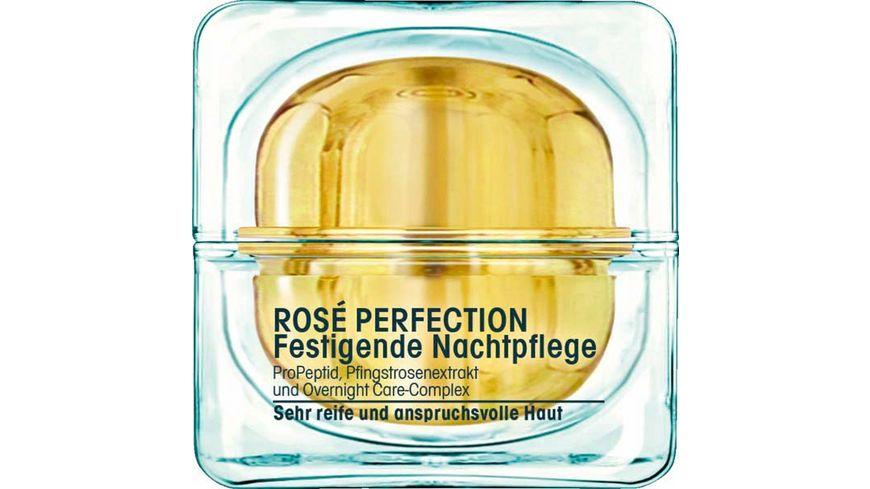 CV Best Age ROSE PERFECTION Festigende Nachtpflege
