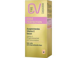 CV Best Age ROSE PERFECTION Ausgleichendes Vitamin C Serum