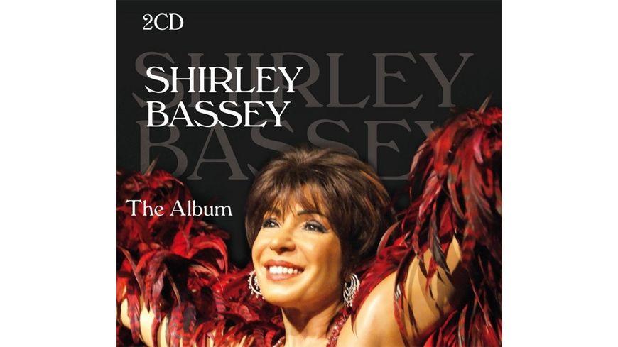 Shirley Bassey The Album