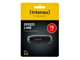 Intenso USB Stick 3 0 Speed Line 16 GB