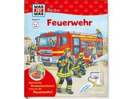 Was ist was Junior Feuerwehr Band 4