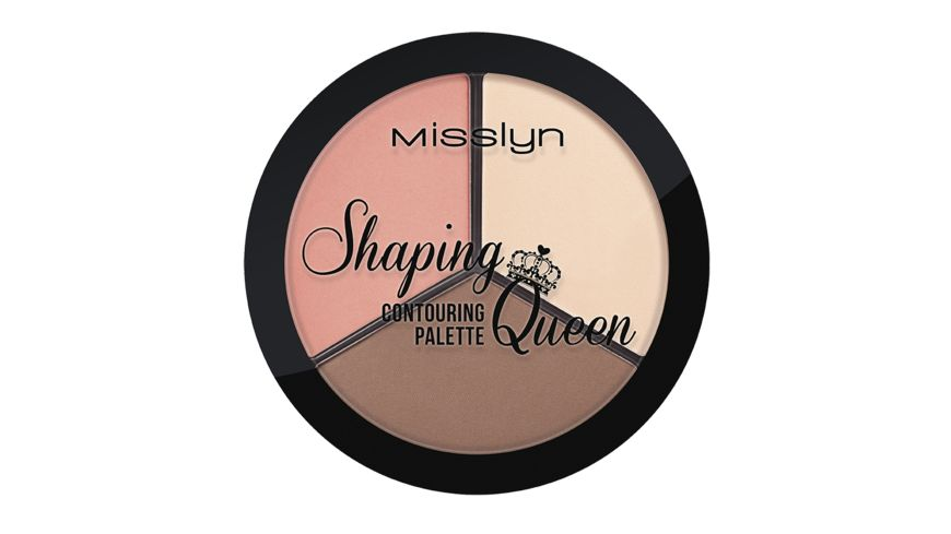 Misslyn Contouring Palette
