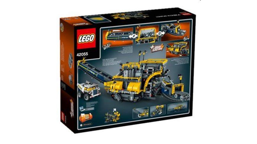 LEGO Technic 42055 Schaufelradbagger