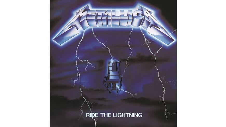Ride The Lightning Remastered 2016