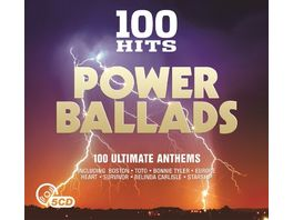 100 Hits Power Ballads