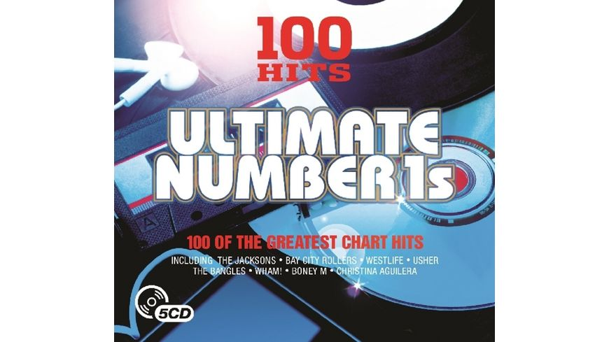 100 Hits Ultimate Numbe