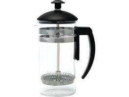 RANDWYCK Kaffeebereiter mit Milchaufschaeumer