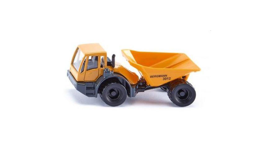 SIKU 1486 Super Bergmann Dumper