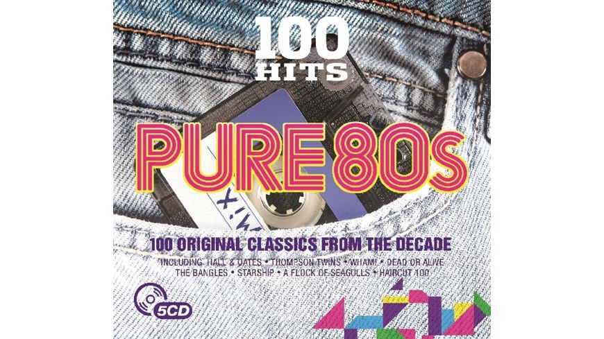 100 Hits Pure 80s
