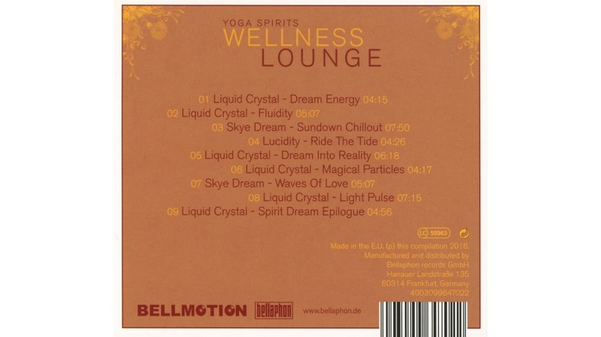 Wellness Lounge Yoga Spirits