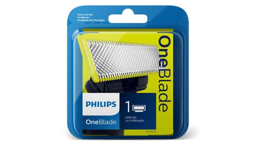 PHILIPS OneBlade Ersatzklinge QP210 50