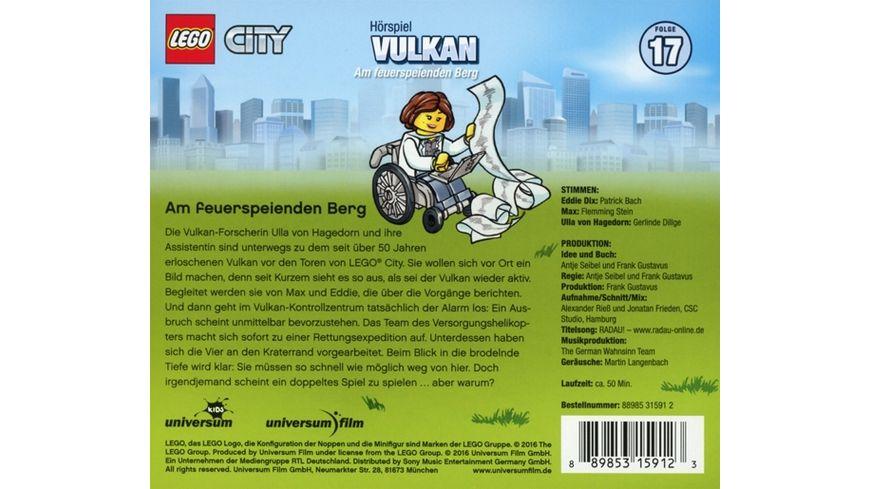 Lego City 17 Vulkan CD