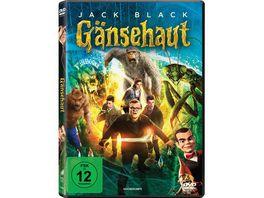 Gaensehaut exklusive Version inkl Kuehlschrankmagneten DVD