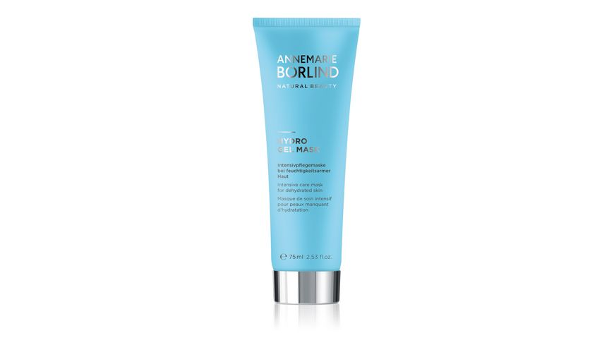 ANNEMARIE BOeRLIND Hydro Gel Mask