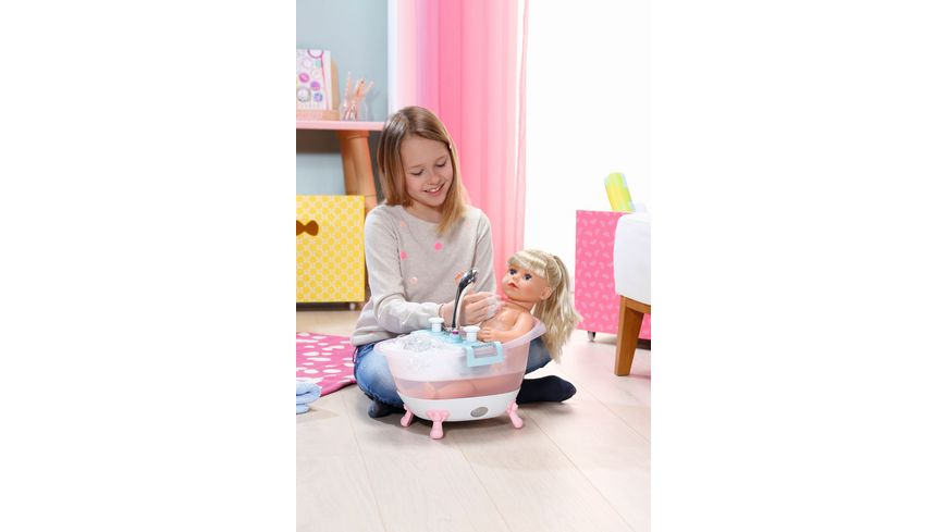 Zapf Creation Baby Born Interactive Sister