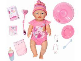 Zapf Creation Baby Born Interactive Girl Puppe