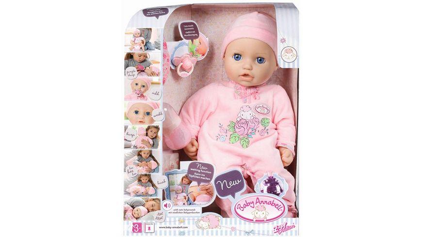 Zapf Creation 794401 Baby Annabell günstig kaufen Baby Annabell Zubehör Babypuppen