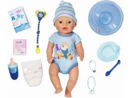 Zapf Creation Baby Born Interactive Boy Puppe