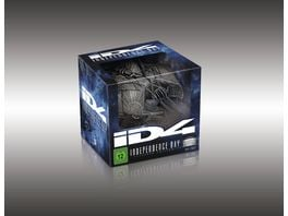 Independence Day Alien Attacker Limited Edition Blu ray Disc