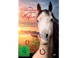 Drei Abenteuer auf vier Hufen DVD