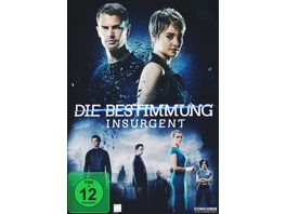 Die Bestimmung Insurgent DVD