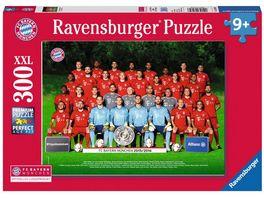Ravensburger Puzzle FC Bayern Muenchen Fussball Saison 2015 16
