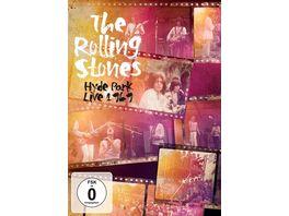 Hyde Park Live 1969