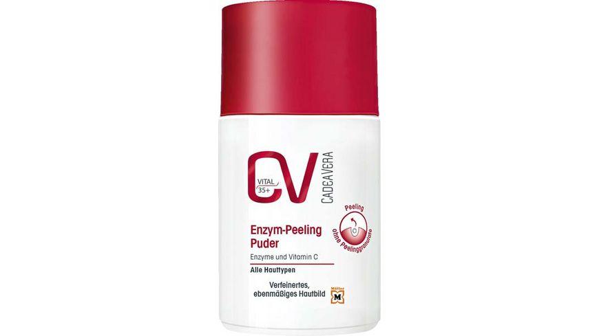 CV Vital Enzym Peeling Puder