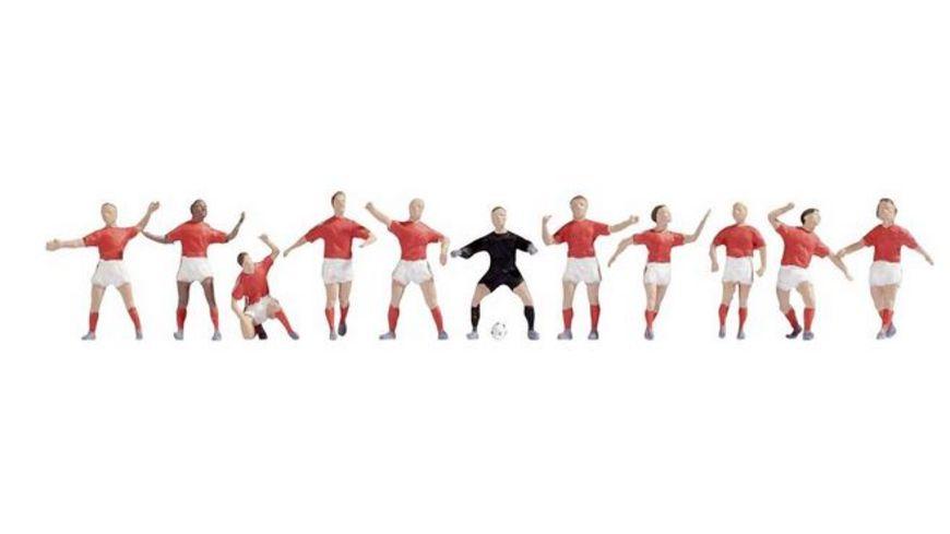 NOCH H0 15979 H0 Figuren Fussball Team Oesterreich