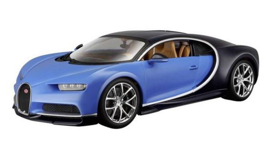 Bburago 1 18 Bugatti Chiron