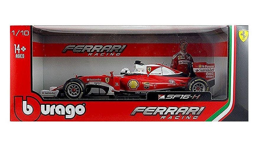 Bburago 1 18 Ferrari 2016 Formula 1
