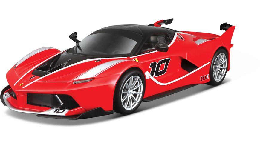 Bburago 1 24 Ferrari Race und Play FXX K