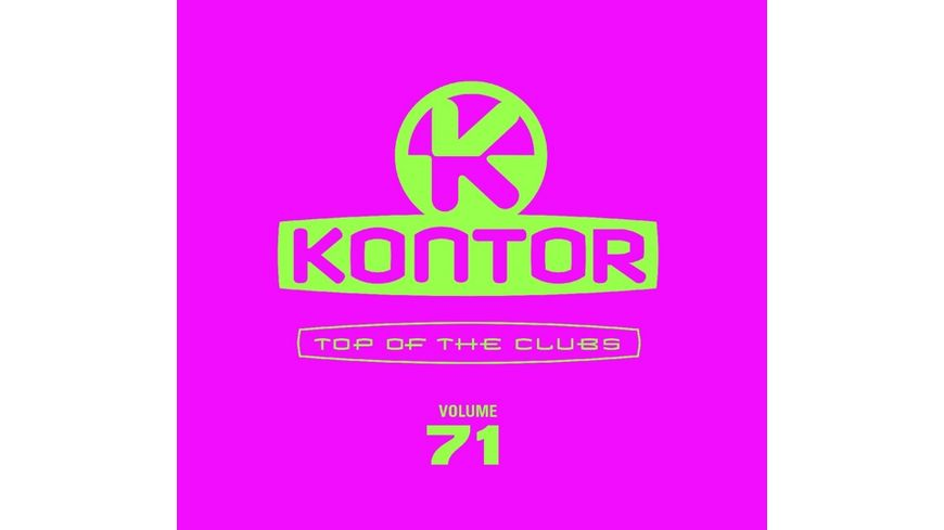 Kontor Top Of The Clubs Vol 71