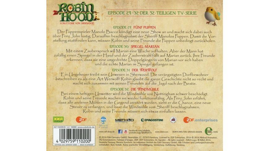 8 Original Hoerspiel z TV Serie Spiegel Marian
