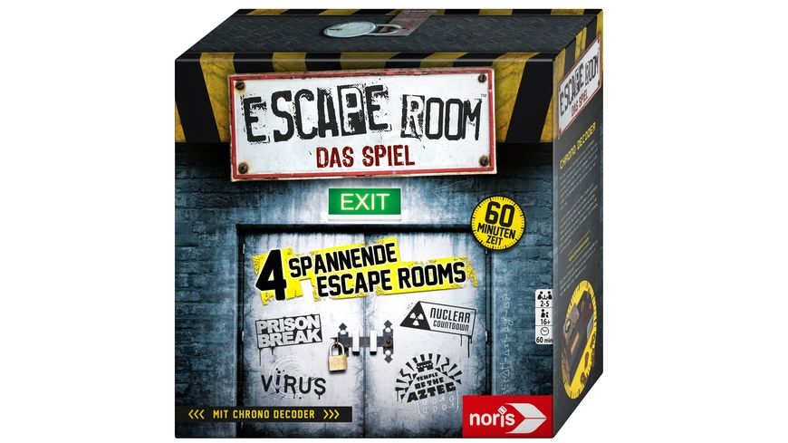 Noris Escape Room Das Spiel