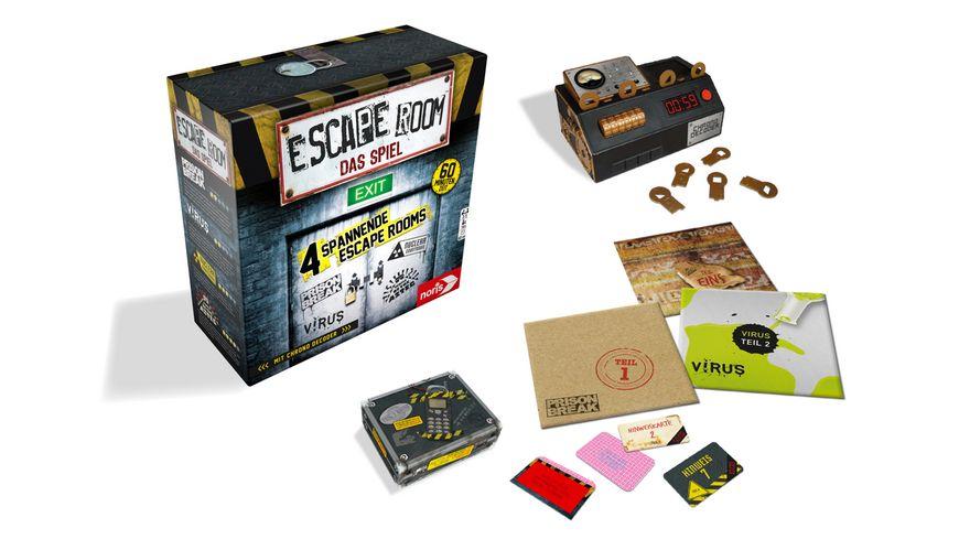 Noris - Escape Room - Das Spiel