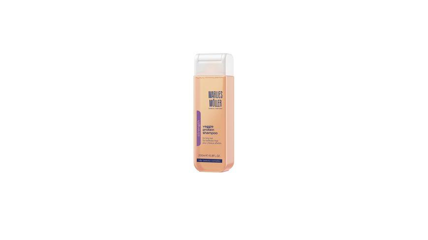 MARLIES MOeLLER STRENGTH Veggie Protein Shampoo