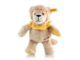 Steiff Kuscheltiere fuer Babys Leon Loewe beige gelb orange 22cm
