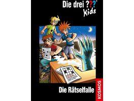 Die drei Kids Die Raetselfaelle Band 69