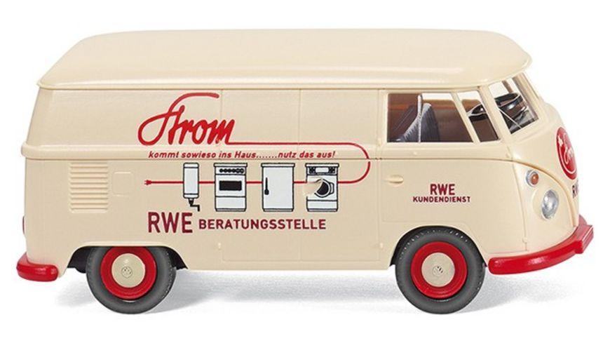 WIKING 079717 VW T1 Kastenwagen RWE