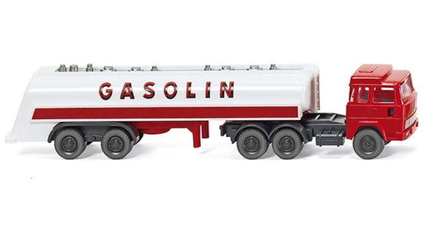 WIKING 098241 Tanksattelzug Magirus Gasolin