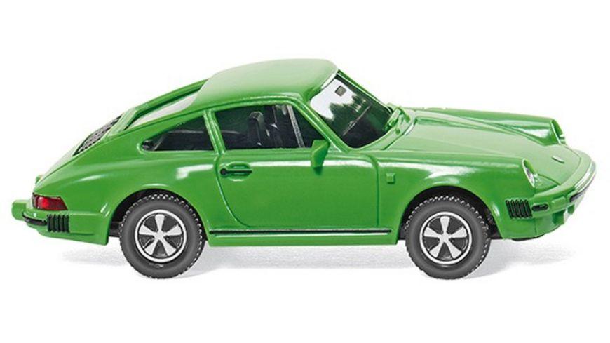 WIKING 016102 Porsche 911 SC gruen