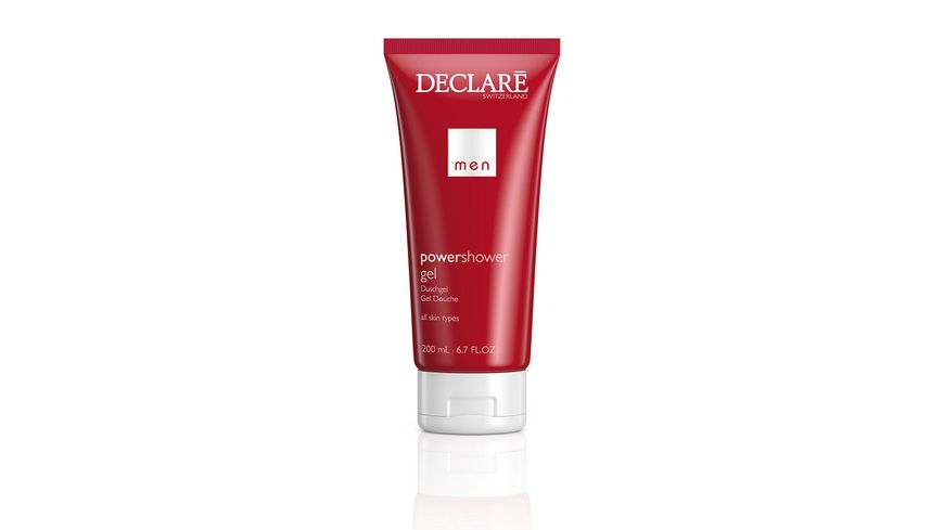 DECLARE MEN Power Shower Gel