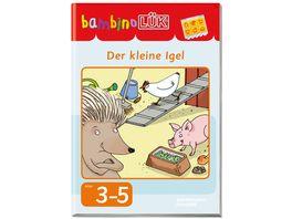 Buch Westermannn bambinoLUeK Der kleine Igel