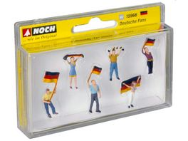 NOCH H0 15966 Deutsche Fans
