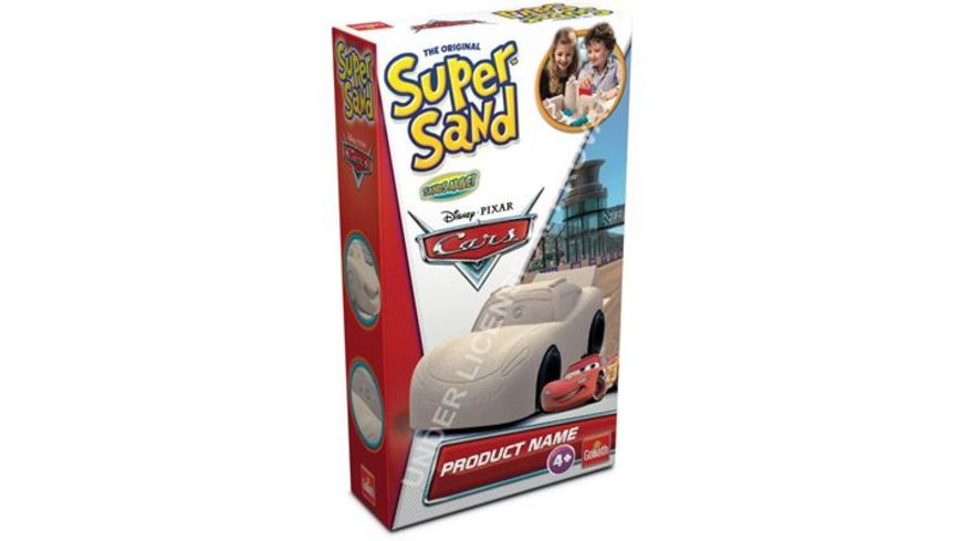 Goliath Toys Super Sand Disney Cars Small