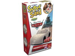 Goliath Toys Super Sand Disney Cars Small